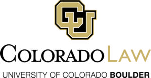 logo of the University of Colorado Law school